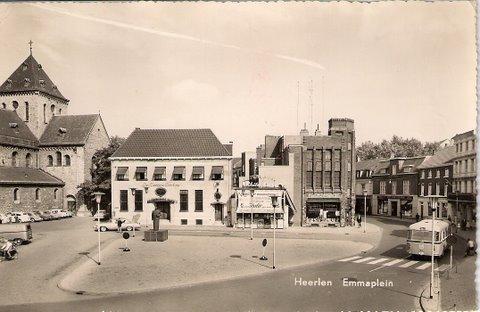 Winkel 191  Heerlen, Emmaplein
